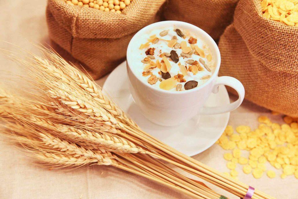 Image illustrant des céréales